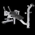 Скамья для скручивания MATRIX MAGNUM MG-PL50