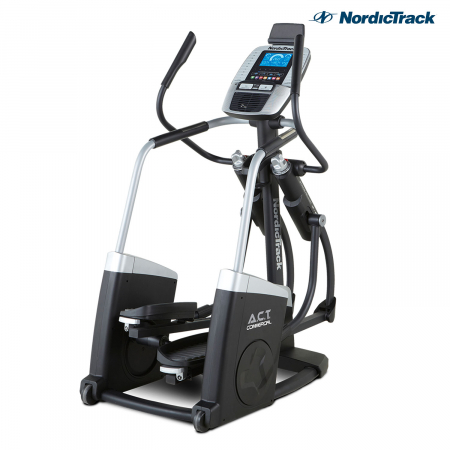 Эллиптический тренажер кросстренер NordicTrack A.C.T. Commercial