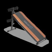 Прямая скамья для пресса Oxygen Flat Sit Up Board