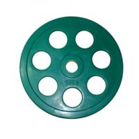 """Олимпийский диск с хватом """"Ромашка"""" 1,25 до 25 кг"""