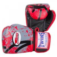 Перчатки боксерские Twins FBGV-38-Red