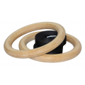 Кольца гимнастические на стропе ULTIMATE Sport Premium