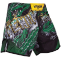 Шорты MMA Venum Crocodile Black/Green