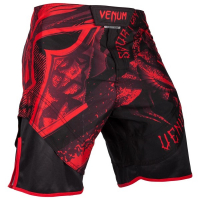 Шорты MMA Venum Gladiator Black/Red