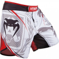 Шорты MMA Venum Jose Aldo Bloody Lion White