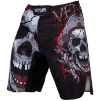 Шорты MMA Venum Pirate 3.0 Black/Red
