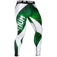 Компрессионные штаны Venum Amazonia 5.0 Green