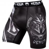 Компрессионные шорты Venum Gladiator 3.0 Black/White