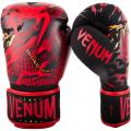Перчатки боксерские Venum Dragon's Flight Black/Red
