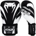 Перчатки боксерские Venum Impact Black/White