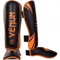 Щитки Venum Challenger Neo Orange/Black