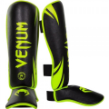 Щитки Venum Challenger Neo Yellow/Black