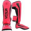 Щитки Venum Elite Neo Pink