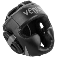 Шлем боксерский Venum Challenger 2.0 Neo Black/Grey