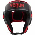 Шлем боксерский Venum Challenger 2.0 Open Face Neo Black/Red