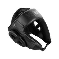 Шлем боксерский Venum Challenger 2.0 Open Face Neo Black