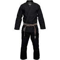 Кимоно для бжж Venum Elite Classic Black/Grey