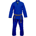Кимоно для бжж Venum Elite Classic Blue/Cyan