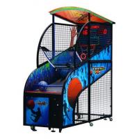 Интерактивный автомат баскетбол «Basketball» 270/250 x 246 x 100 см, (жетоноприемник/купюроприемник)