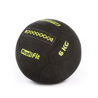 Медицинбол набивной кевларовый, (Kevlar Wallball) 6, 9 кг PROFI-FIT