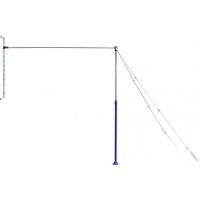 Перекладина гимнастическая на растяжках ZSO, пристенная