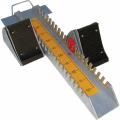 Колодки стартовые ZSO, ПРОФ (алюминиевая основа)