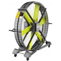 Вентилятор мобильный для тренажерного и кроссфит зала DHZ