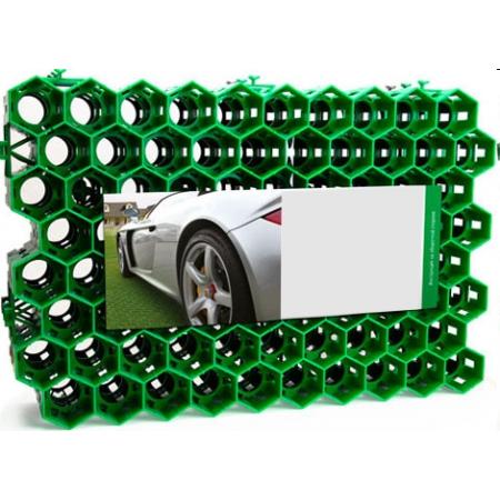 Газонные решетки для эко-парковки
