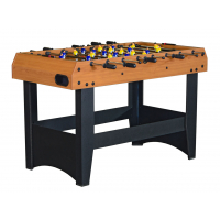Настольный футбол (кикер) «Express» (121x61x78.1 см, орех)