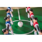 Настольный футбол (кикер) «Maccabi» (139x74x90, светлый, складной)