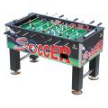 Настольный футбол (кикер) «Roma» (140x76x87см, цветной)