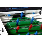 Всепогодный настольный футбол (кикер) «Storm F-3 family outdoor» (138x76x88, жетоноприемник)