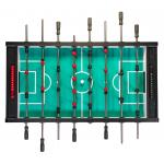 Настольный футбол (кикер) «Milan» (144 х 75,5, х 89 см, сине-черный)