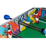 Настольный футбол (кикер) «Leon» (147x73x88 см, цветной)
