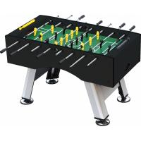 Настольный футбол (кикер) «Porturin» (140x74x89 см, серебристо-черный)